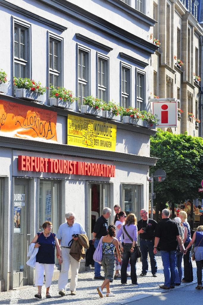 Erfurt Tourism and Marketing Board Erfurt Tourismus