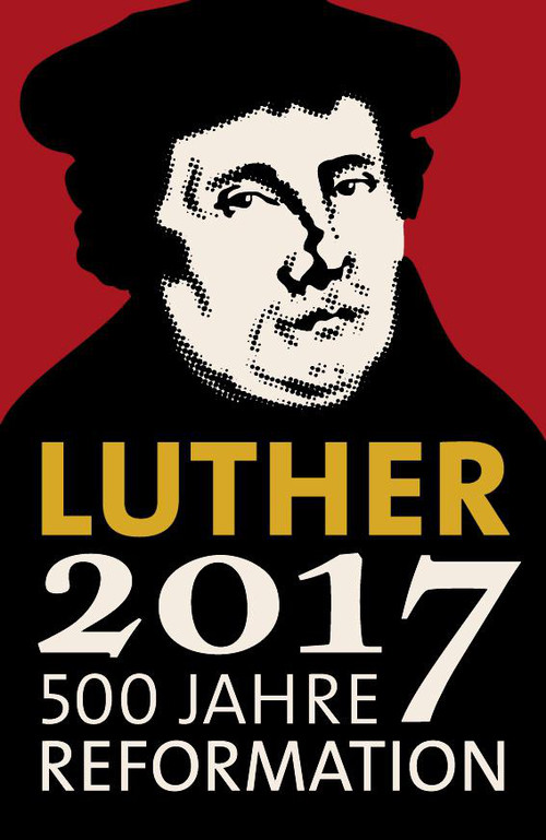 "Logo der Initiative ""Luther 2017"""