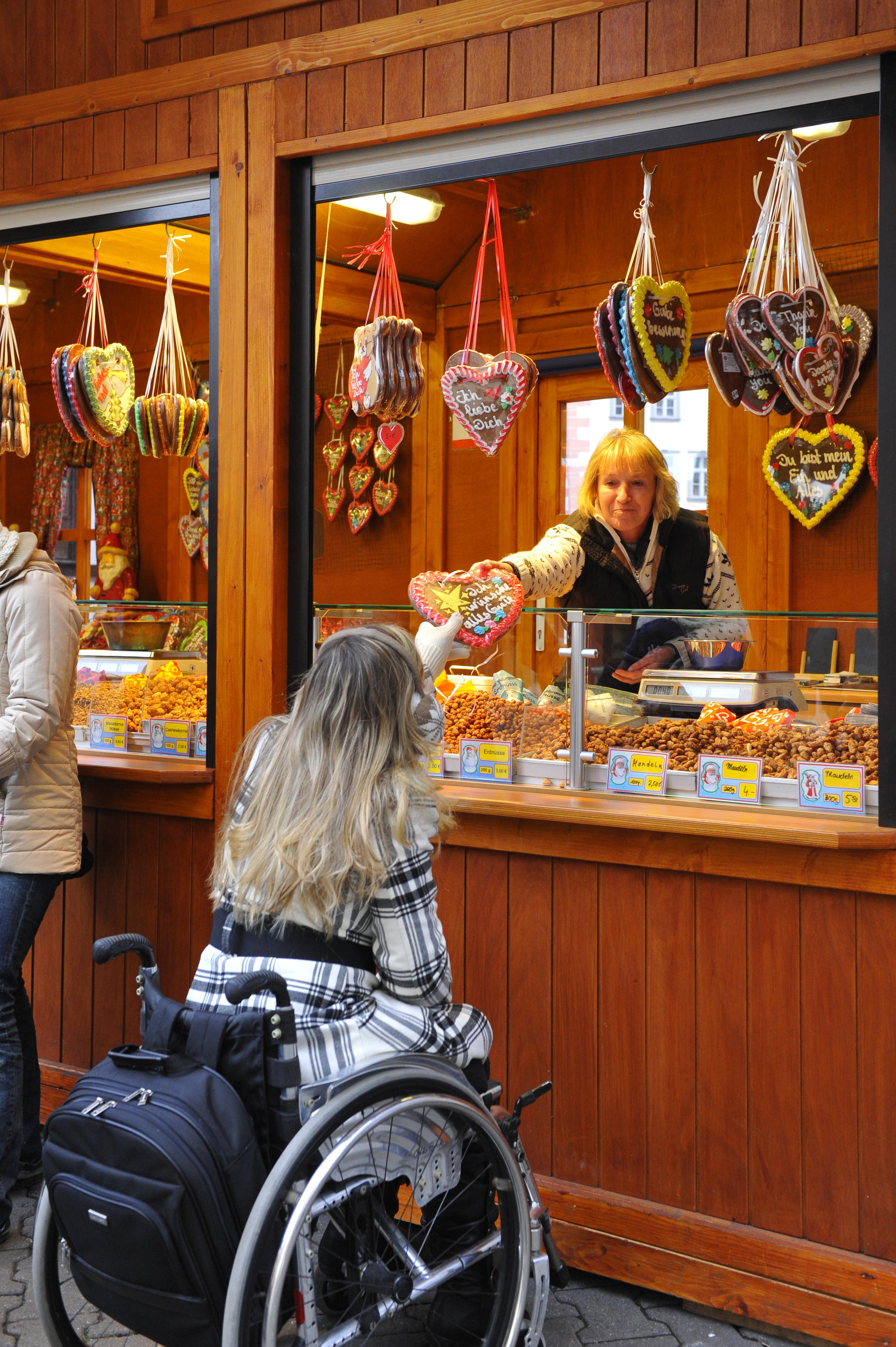 Barrier-free holidays in Erfurt - Main topics - Erfurt